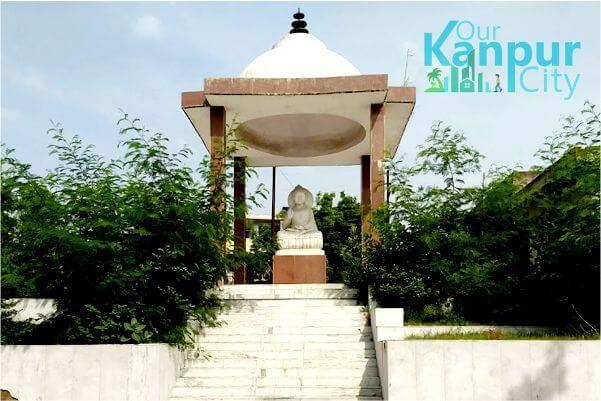 Gautam Buddha Park Kanpur